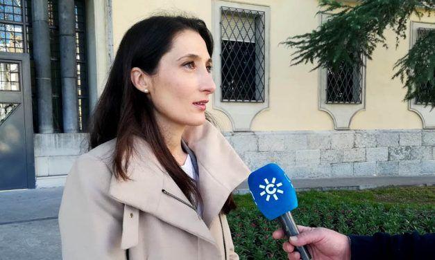 """Mónica Moreno: """"Ciudadanos protegerá a los miles de autónomos jiennenses desamparados por el Gobierno central"""""""