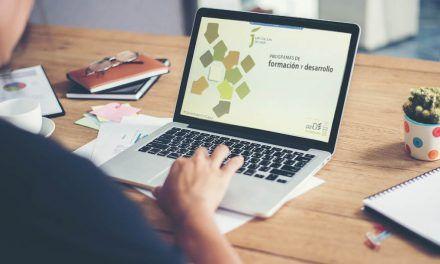 La Diputación destaca el éxito de los cursos de formación online para desempleados, autónomos y emprendedores