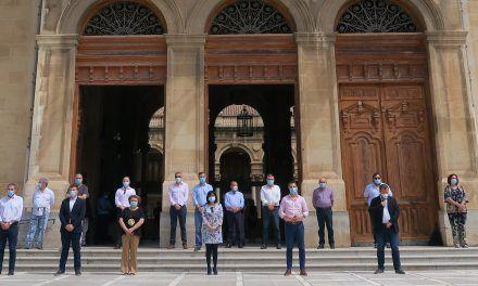 La Diputación de Jaén se suma al luto oficial por las víctimas del Covid-19 decretado por el Gobierno de España