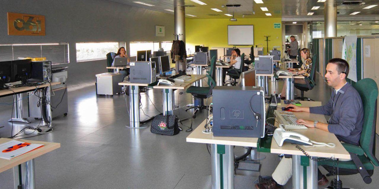 El centro coordinador del 061 atiende 83.199 llamadas de los jienenses hasta el inicio de la fase 1