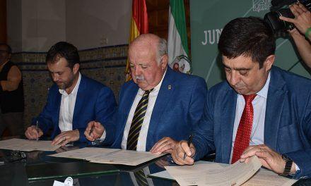 Satisfacción por el inicio de la cesión de los terrenos para poder construir la Ciudad Sanitaria de Jaén