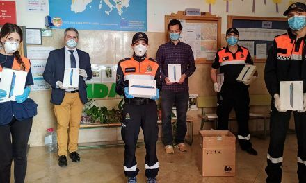 Educación facilita 557 tablets al alumnado de Jaén sin medios tecnológicos