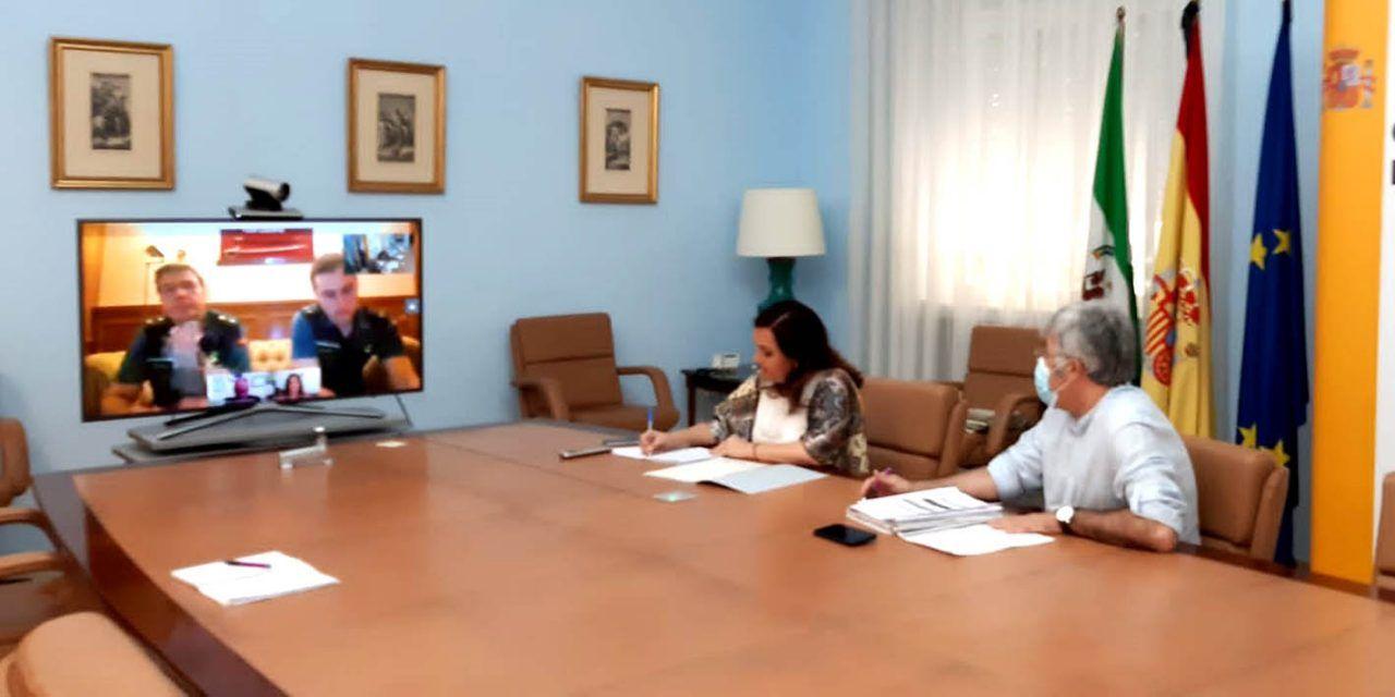 La Subdelegación distribuirá vídeos entre los escolares jiennenses sobre los peligros de internet y la violencia de género