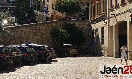 SUCESOS | Detenidos por el robo de dos ciclomotores en Jaén