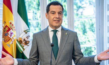 Juanma Moreno anuncia el Plan AIRE con especial incidencia en las zonas ITI