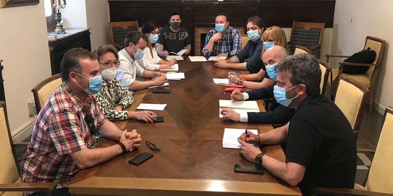 El equipo de Gobierno en el Ayuntamiento de Jaén destaca la vigencia de su acuerdo programático