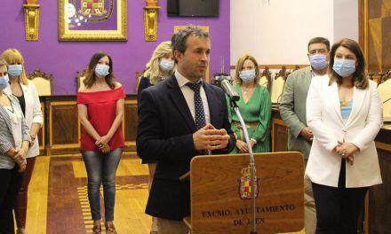 Ayuntamiento y Junta acuerdan un impulso al peso oleícola y natural de Jaén con la implantación de una oficina Extenda y el estudio de la posible declaración como Parque Natural de la Sierra Sur