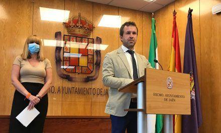 Julio Millán y María Cantos coinciden en valorar el cambio conseguido en un año en el Ayuntamiento de Jaén