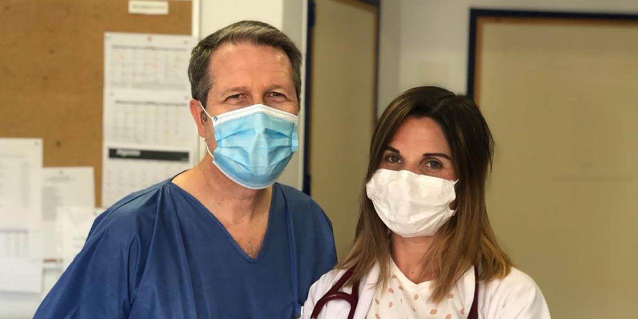 El Hospital de Jaén crea una consulta para pacientes tras superar el Covid-19