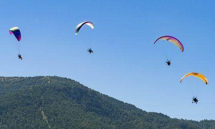 """Suspendido el XXI Festival Internacional del Aire """"El Yelmo"""", que celebrará su próxima edición en 2021"""