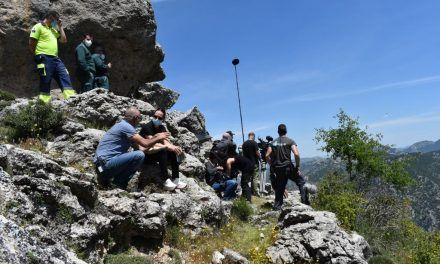 Maribel Lozano destaca la riqueza paisajística de Jaén para convertirse en decorado de cine