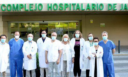 El Hospital de Jaén participa en el ensayo 'Solidarity' sobre tratamientos frente al Covid
