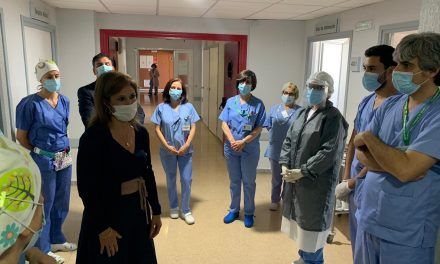 Más de 700 enfermeras realizarán seguimiento a pacientes Covid en Jaén