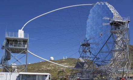 El telescopio LST-1 en La Palma logra detectar el púlsar de la Nebulosa del Cangrejo a muy alta energía, con la participación de la UJA