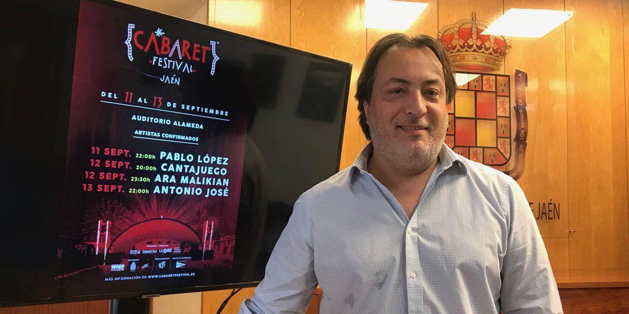 La gira 'Cabaret Festival' llegará en septiembre a Jaén