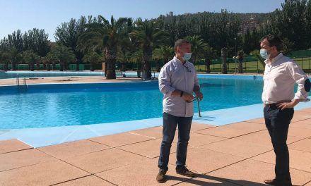 El Ayuntamiento abre mañana la piscina de Las Fuentezuelas