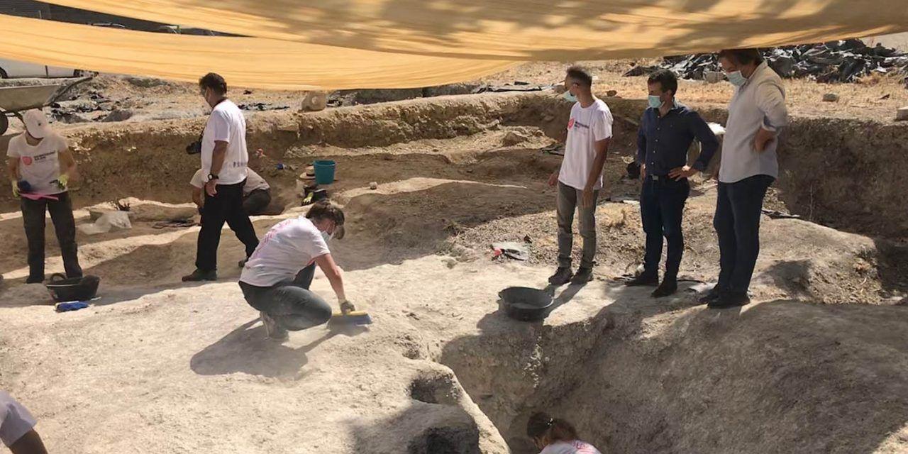 El Ayuntamiento destaca los importantes hallazgos del Campo Arqueológico de Marroquíes Bajos