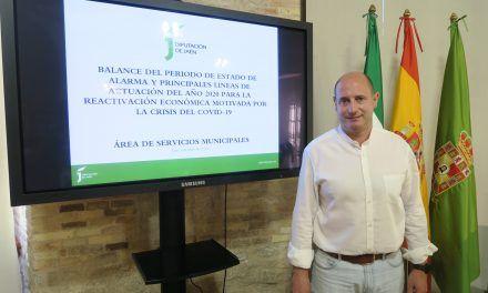Diputación facilita una inversión pública de 25,5 millones de euros en infraestructuras hidráulicas, de residuos y bomberos