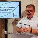 Diputación impulsa en el estado de alarma la ejecución de 50 millones de euros de inversión en mejora de infraestructuras
