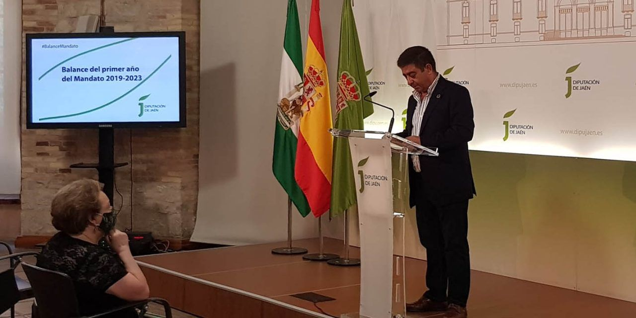 Diputación prioriza las políticas sociales, el empleo y el apoyo a los ayuntamientos en el primer año de mandato