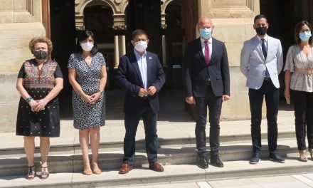 Los presidentes de las diputaciones de Jaén y Valencia coinciden en reivindicar más recursos para el mundo local