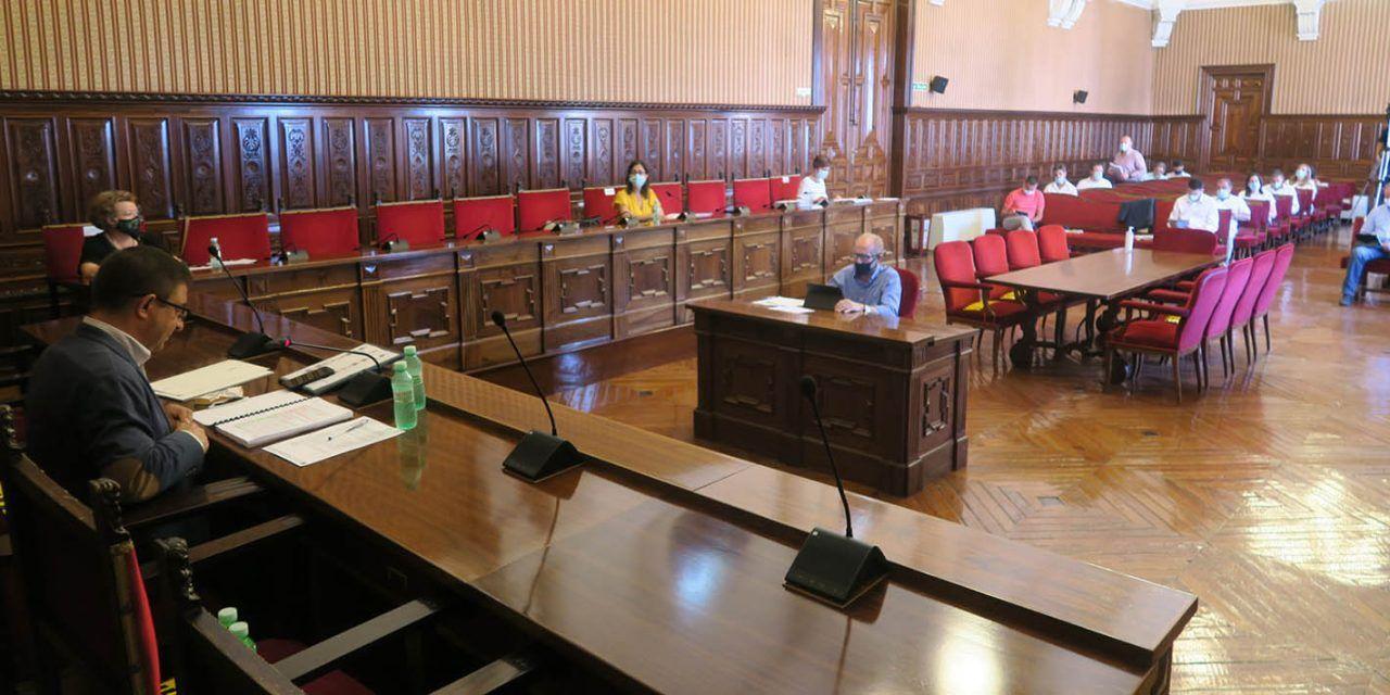 El pleno de la Diputación acuerda ceder otros 49.000 metros cuadrados para construir la Ciudad Sanitaria de Jaén