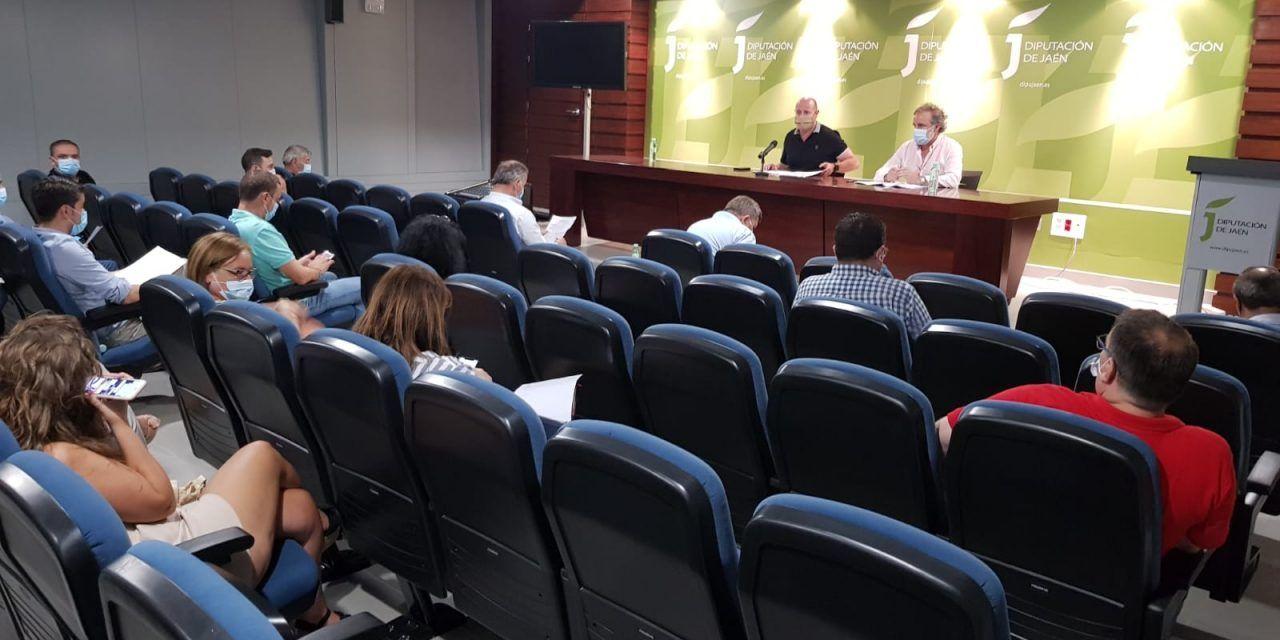 Diputación incrementa en 900.000 euros la inversión en depuradoras del programa de economía baja en carbono