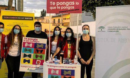 La campaña de salud sexual del IAJ tendrá parada en Jaén