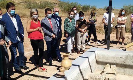 La Consejería de Cultura invertirá 320.000 euros en el enclave arqueológico de Puente Tablas