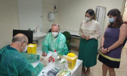 Justicia realiza casi 700 test de COVID-19 al personal de los juzgados de Jaén sin detectar ningún contagio
