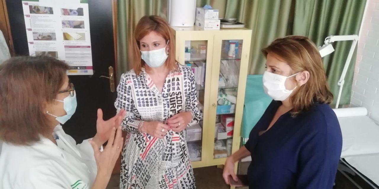 Salud incorpora a ocho profesionales en Jaén, Fuerte del Rey y Los Villares