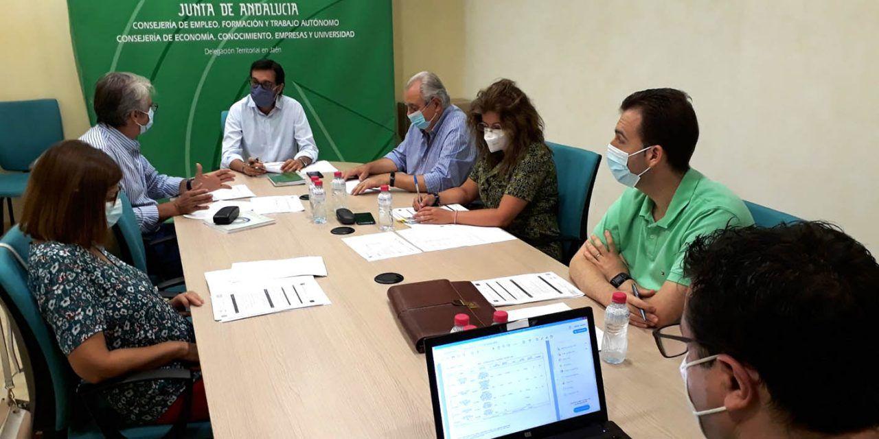 Economía aprueba 117.095 euros para seis proyectos de la provincia de Jaén de mejora de la competitividad y transformación digital