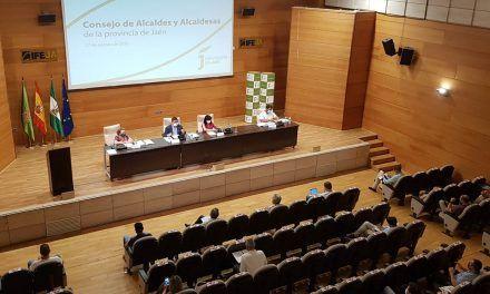 El Consejo de Alcaldes y Alcaldesas aborda medidas ante el inicio de las clases y de la campaña de la aceituna