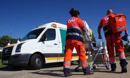 El equipo del 061 de Úbeda asiste a casi 70 pacientes en un mes