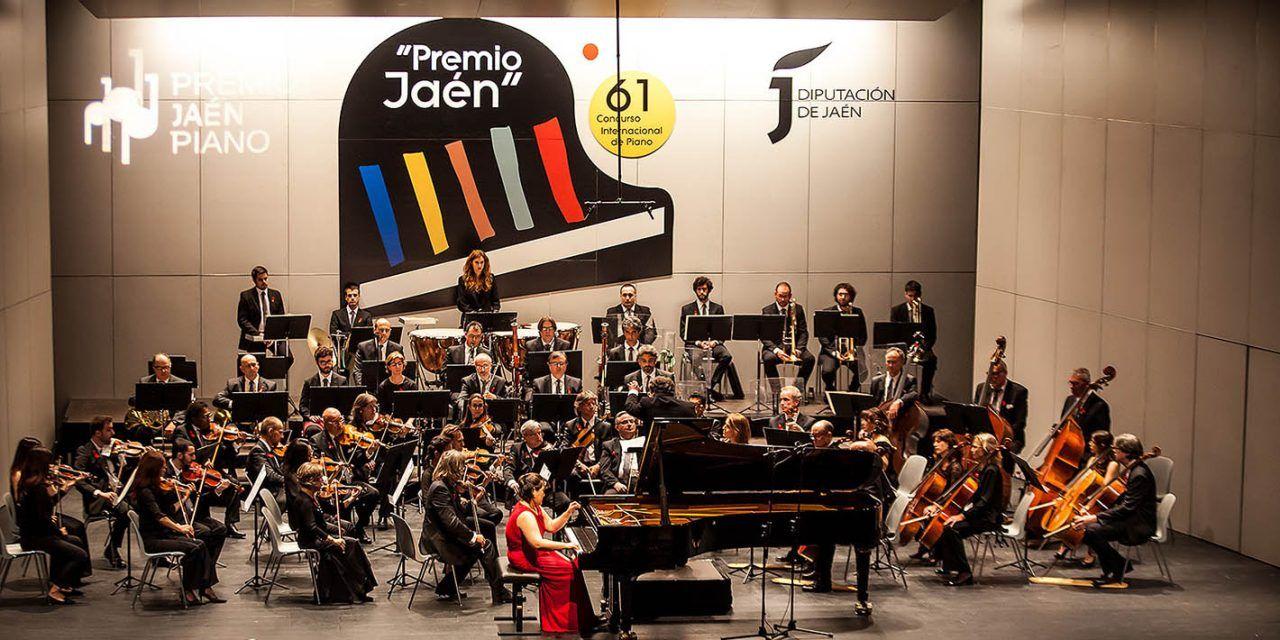 """Diputación abre hasta el 18 de febrero de 2021 el plazo de inscripción para el 62º """"Premio Jaén"""" de Piano"""