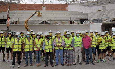 El Olivo Arena se podrá usar en la temporada 20-21