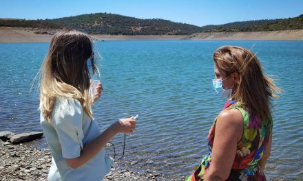 Salud destaca la calidad de las aguas de las zonas de baño en Jaén