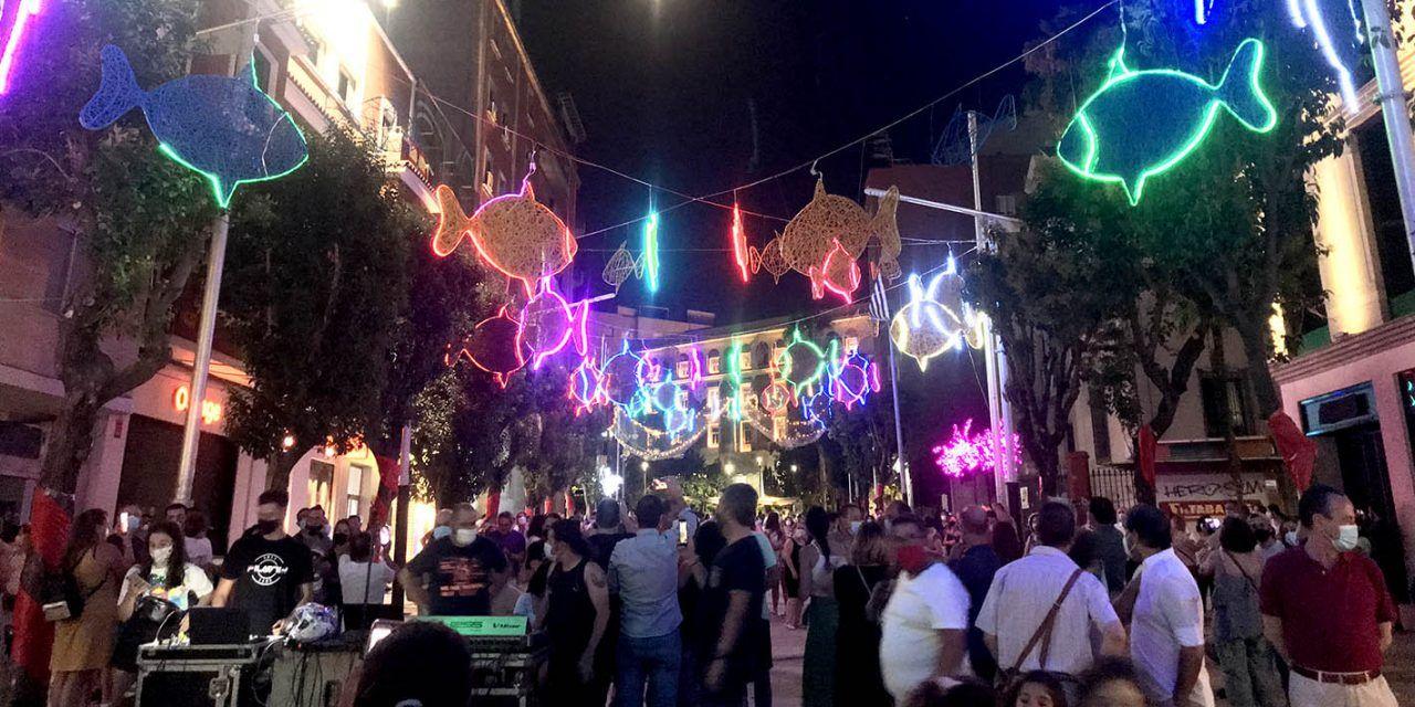 """Un """"puerto de luz"""" para Roldán y Marín"""