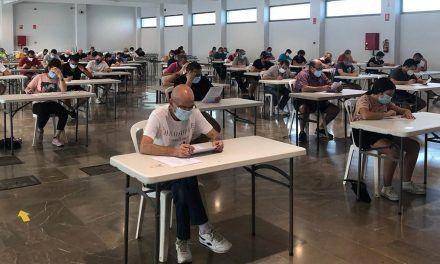 Comienzan las pruebas para los 180 aspirantes a las 4 plazas de operarios cementerios de Jaén