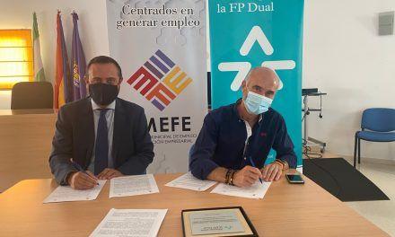 El Imefe da un salto cualitativo con la adhesión a la Alianza para la FP dual