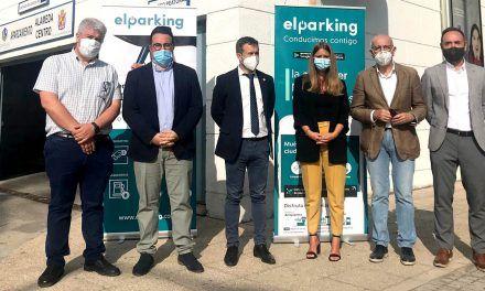 El Ayuntamiento de Jaén incluye la reserva de plazas y el pago sin tique a través de una app para los aparcamientos públicos