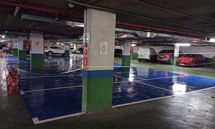 El Ayuntamiento abre a la rotación el aparcamiento de La Alcantarilla