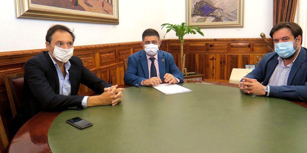 La Diputación y la CEJ propiciarán nuevas sinergias entre grandes y pequeñas empresas de la provincia