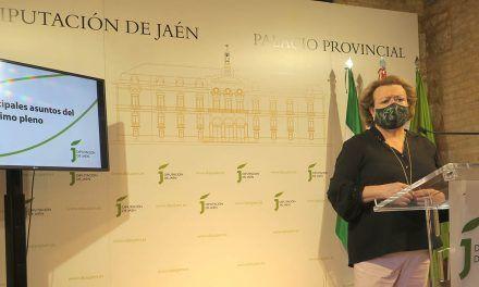 El pleno de la Diputación abordará la convocatoria del Plan Provincial para 2021 dotado con 14,1 millones de euros