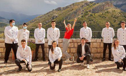 """Los aspirantes de """"MasterChef Celebrity 5"""" se estrenan en el Castillo de Jaén"""