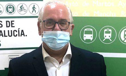 Fomento promociona el transporte público en la Semana Europea de la Movilidad en Jaén