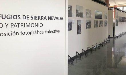 La sala de exposiciones del Edificio Zabaleta de la UJA acoge hasta el 25 de septiembre la muestra 'Refugios de Sierra Nevada'
