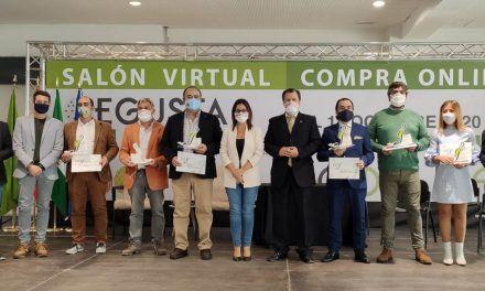 Diputación reconoce la apuesta por la calidad del sector agroalimentario con la entrega de los VI Premios Degusta Jaén