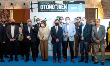 Presentada la programación oficial del 'XXI Festival de Otoño' de Jaén
