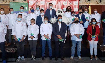 Presentada la guía Weekend de Michelin sobre Jaén